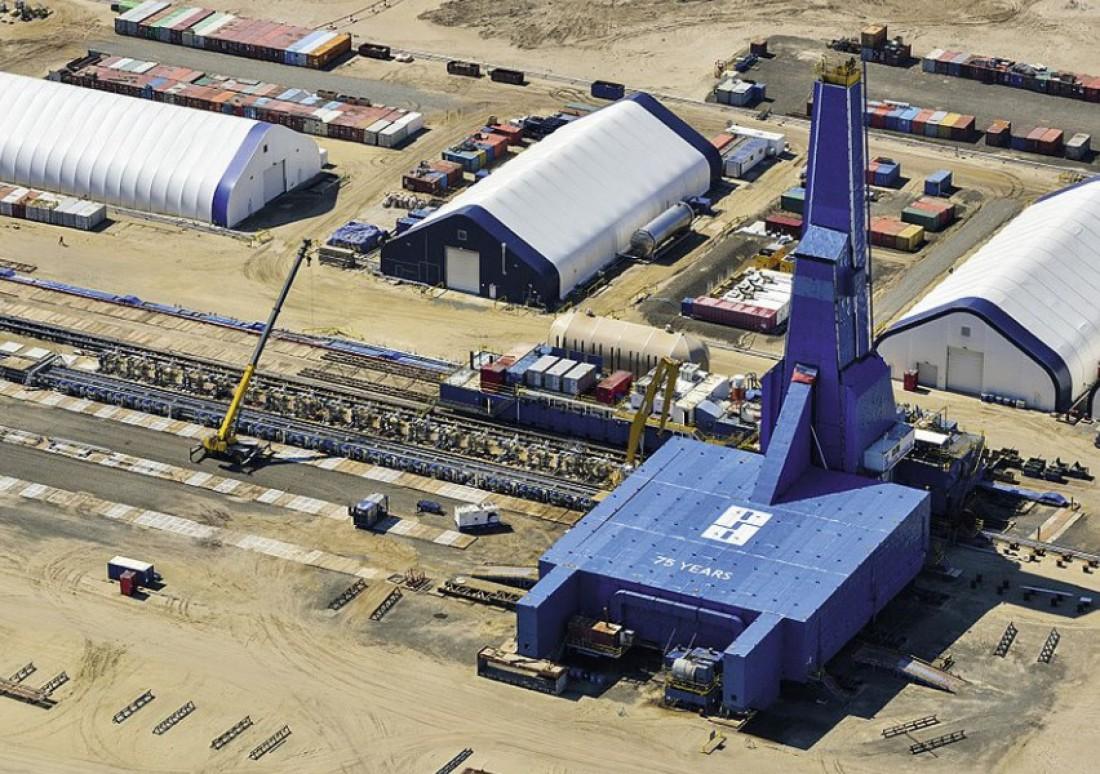 Центральный офис компании Parker Drilling