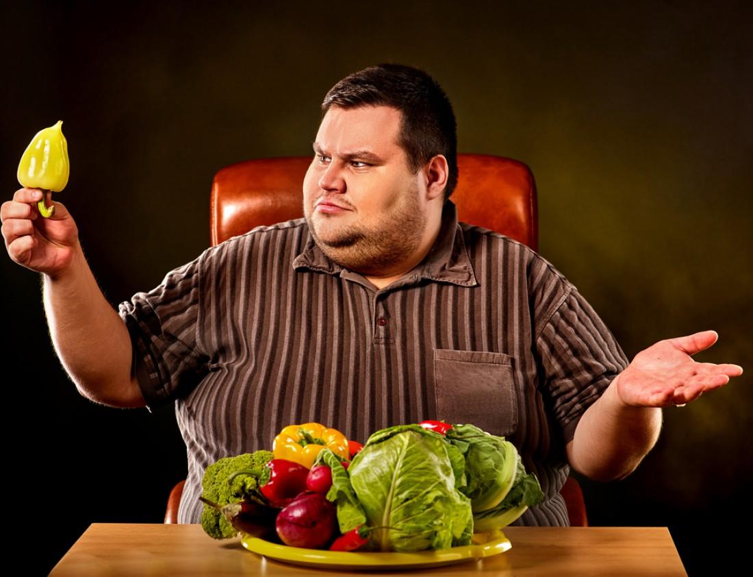 Как похудеть: никаких пельменей с кетчунезом. Только овощи да фрукты