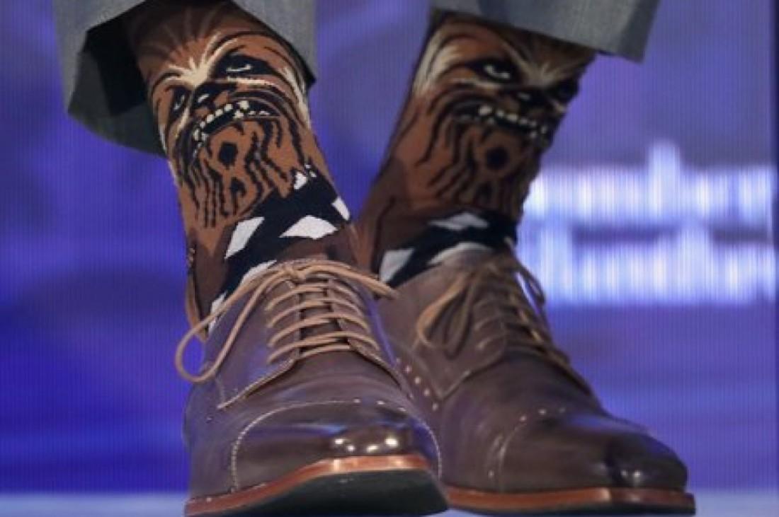 Любые носки меркнут рядом с носками Джастина Трюдо