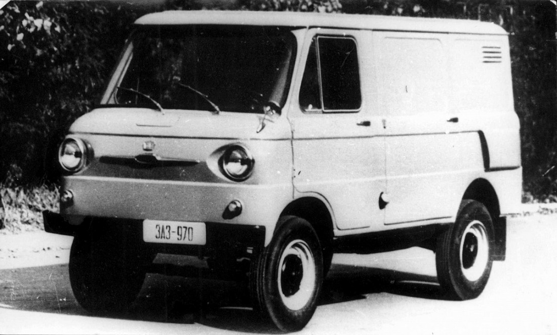 Минивэн ЗАЗ-970Б
