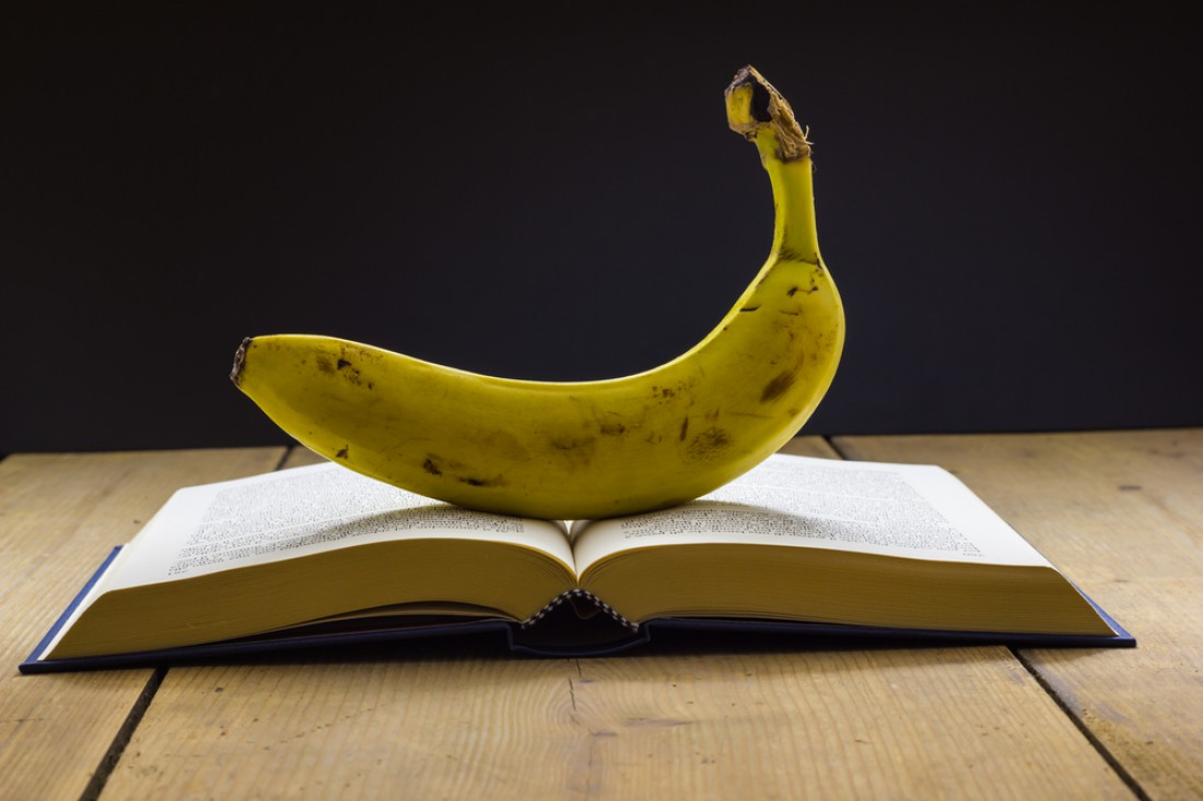 Хочешь быть умнее? Не только читай книги, но и ешь правильную пищу. Например, бананы