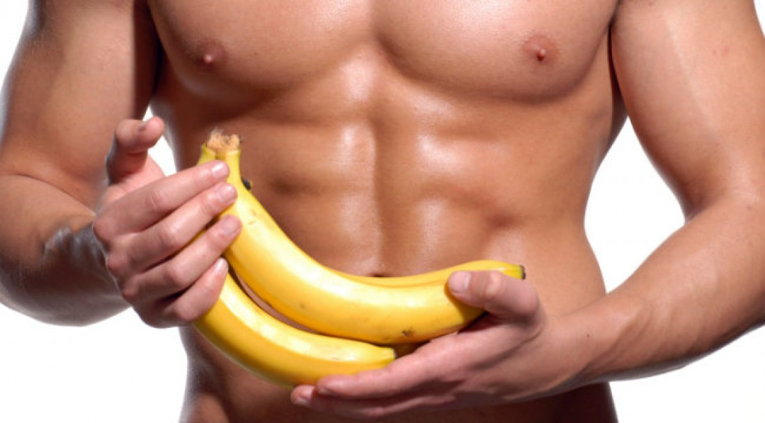 Ешь бананы — будешь крепким мужиком