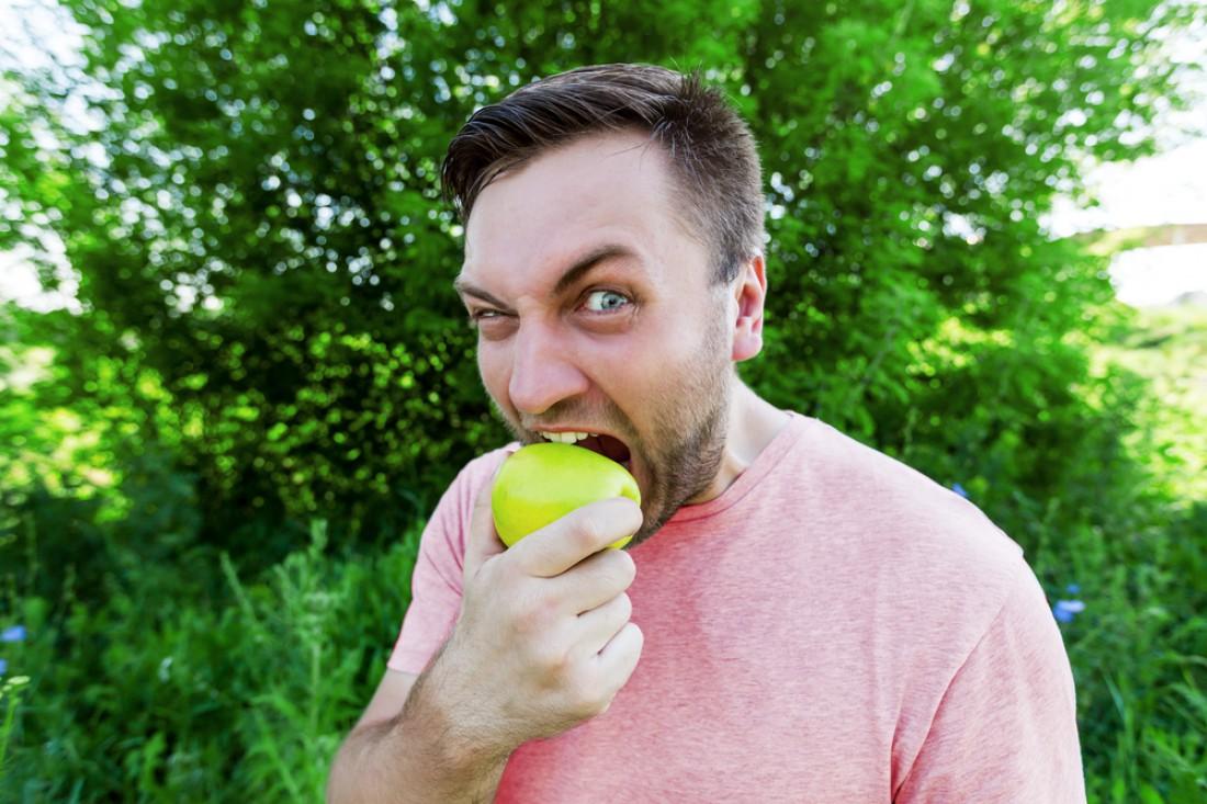 Ешь яблоки — будешь выглядеть моложе