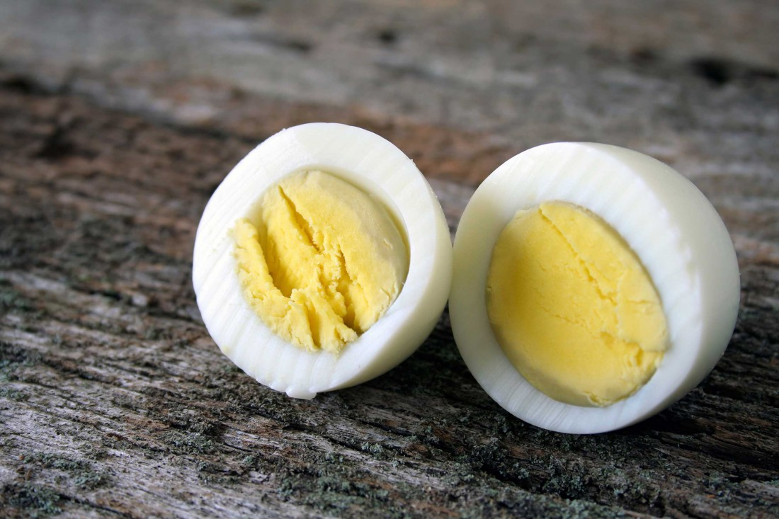 Яйца незаменимы при работе головного мозга