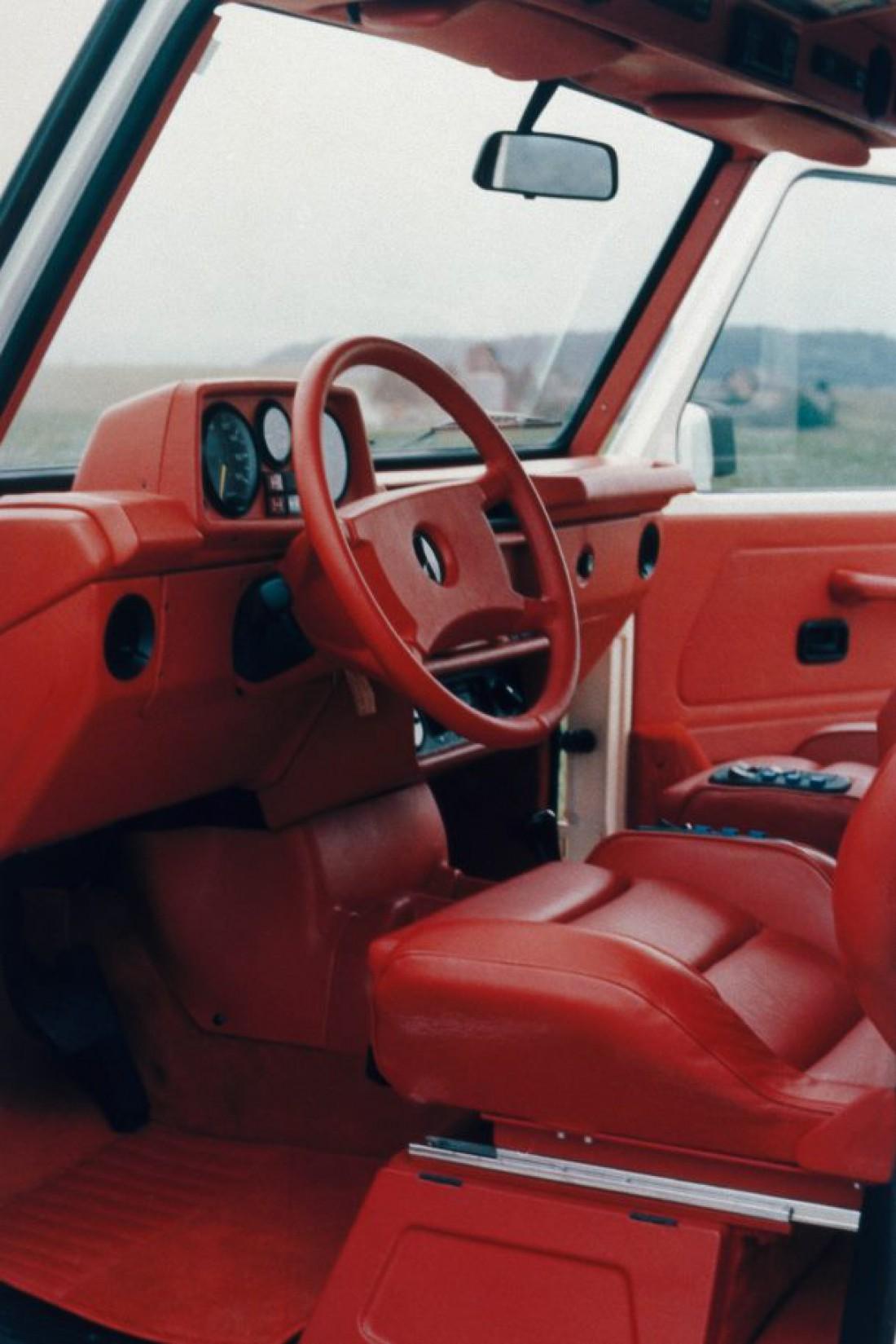 Первый Гелендваген от Mercedes-AMG