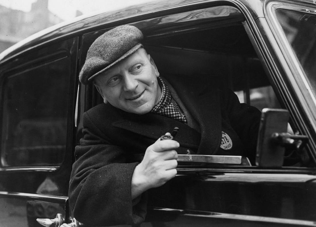 У лондонских таксистов задняя часть гиппокампа больше, чем у остальных
