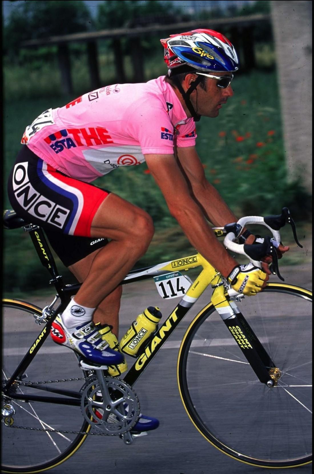 Лоран Жалабер лидирует на Giro