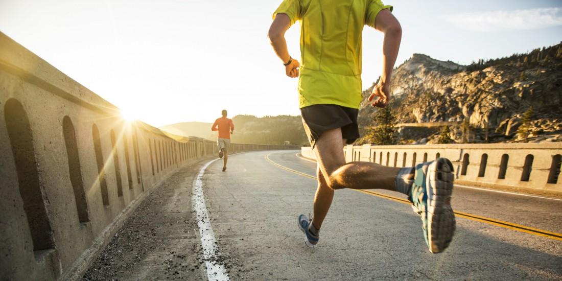 Утренняя пробежка — лучший способ прийти в чувства и быть в хорошем настроении