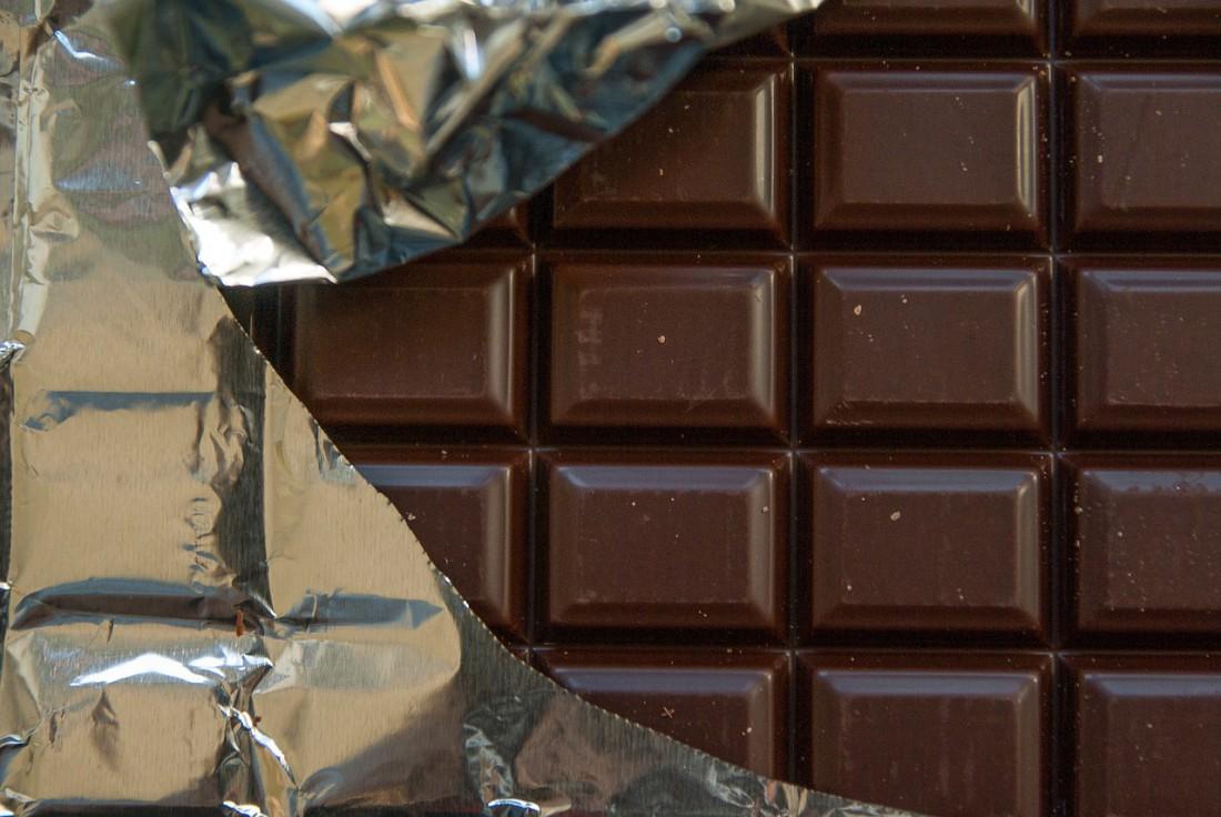 Ну и шоколад. Идеально