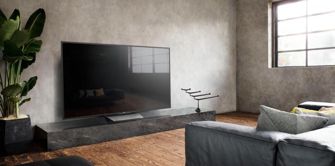 XD85 — 4K-телевизор, нафаршированный передовыми технологиями