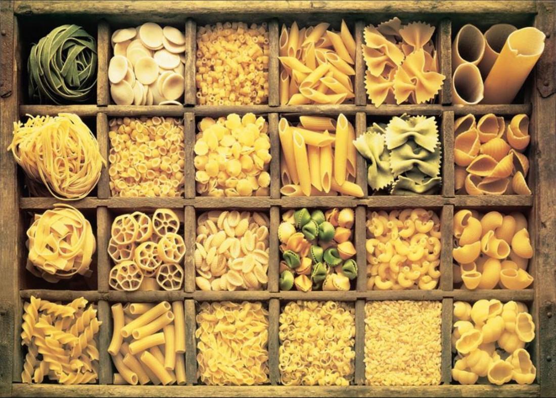 Правильная — паста из цельнозерновой муки / твердых сортов пшеницы