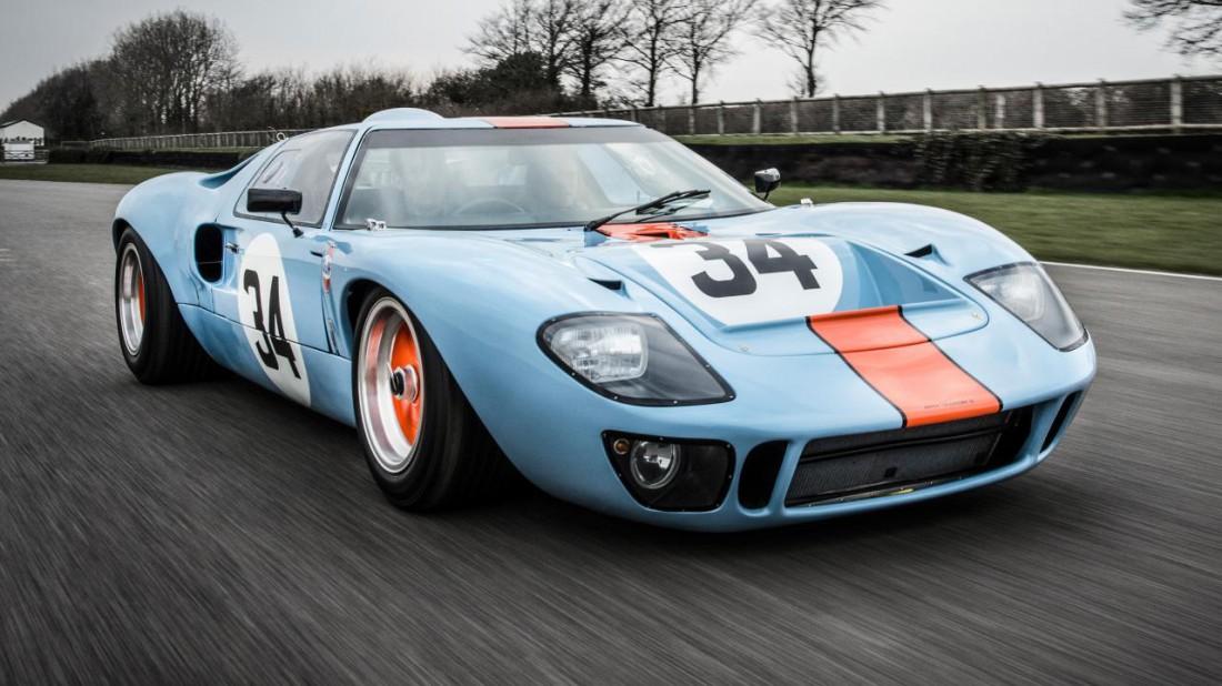 Ford GT40. Легендарный спорткар со скандальной историей