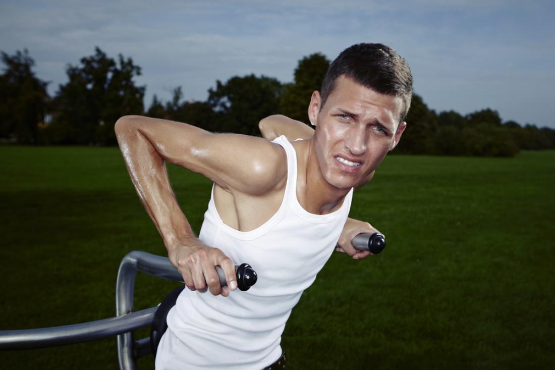 С похмелье йога легче, чем брусья
