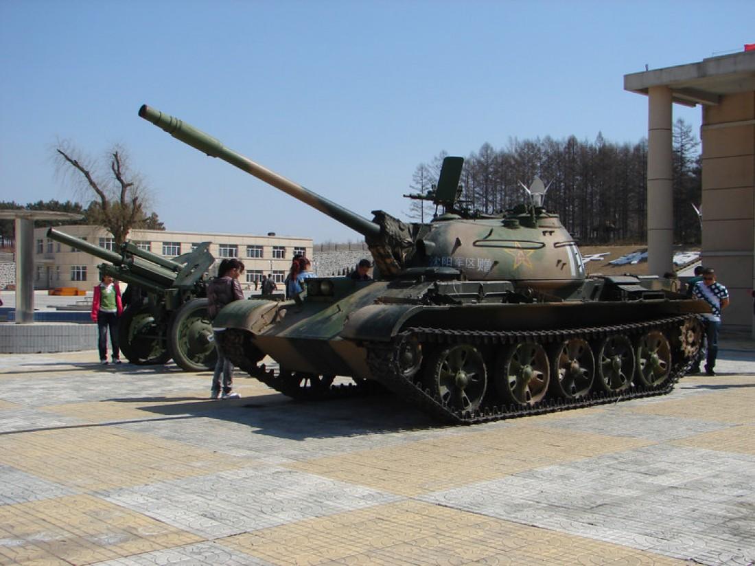 Легкий танк Тип 62 — китайский легкий танк 1960-х