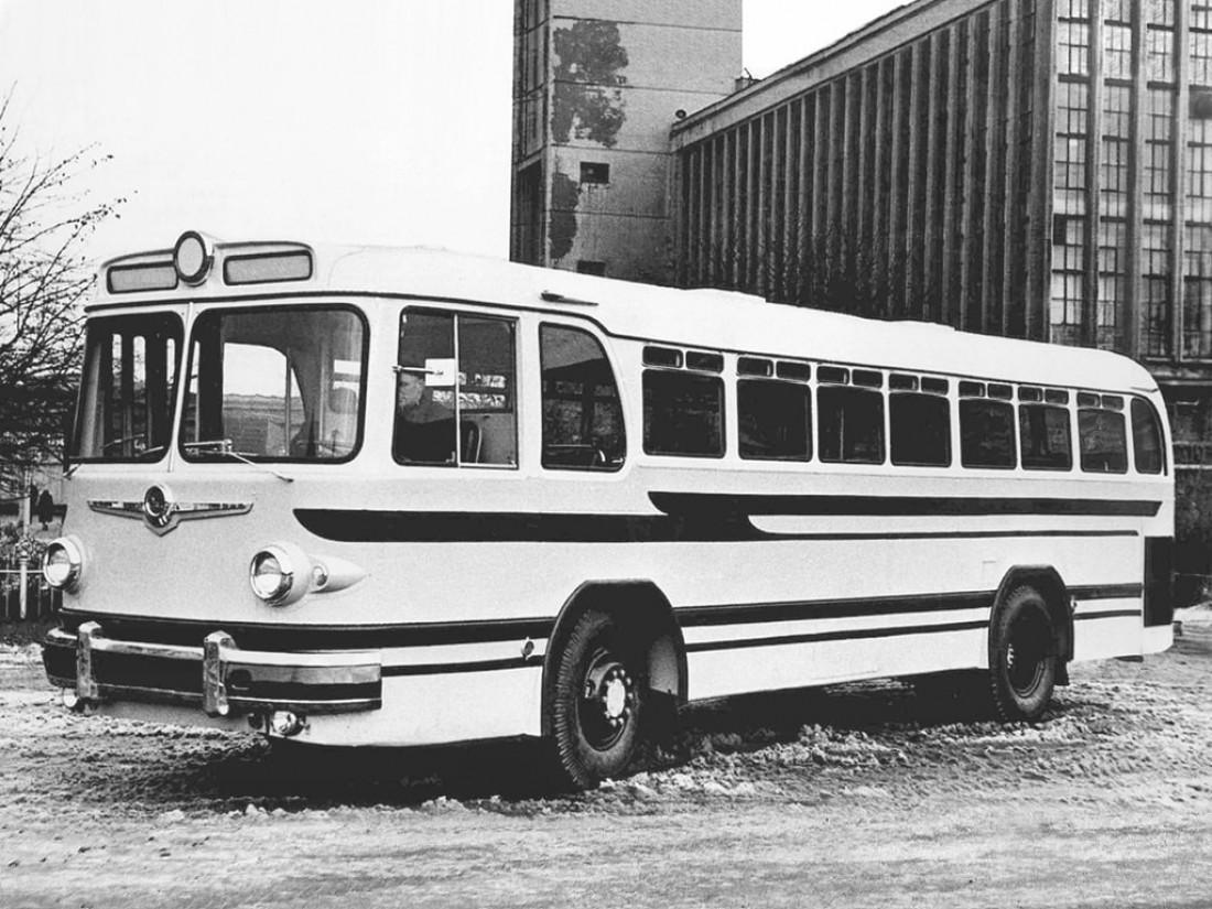 ЗИЛ-129Б (1958). Единственный экземпляр