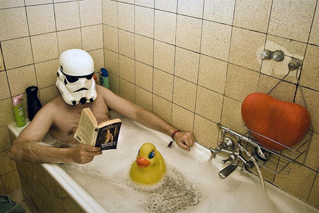 Ничто так приятно не греет в холода, как мысль о горячей ванной