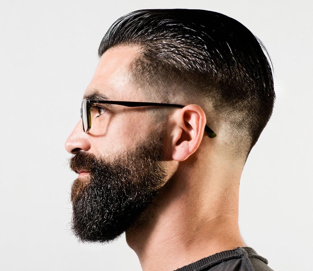 Мужские бороды стильные без усов