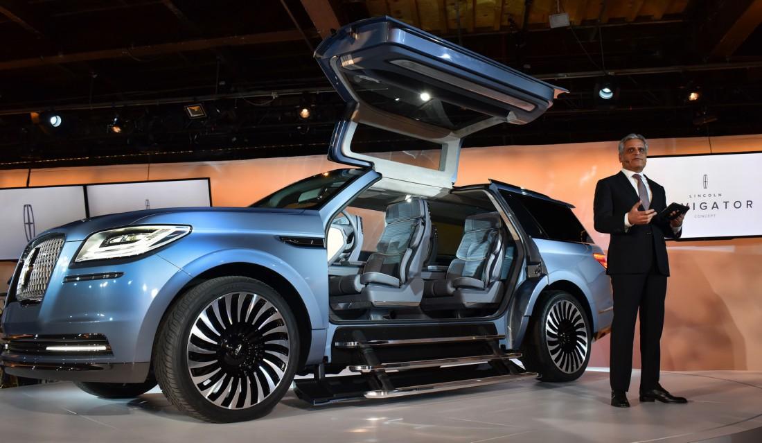 Новое 2017 года автомобилей