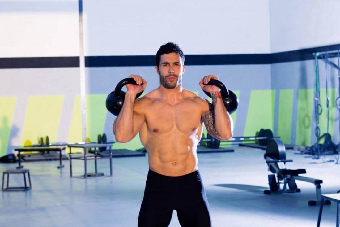 Гиревой спорт — лекарство от хилости и ожирения