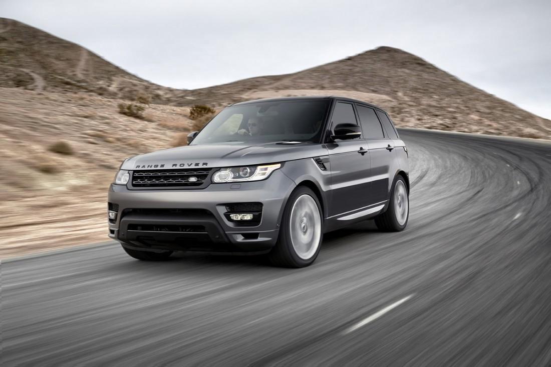 Range Rover Sport — один из худших внедорожников (по мнению американцев)