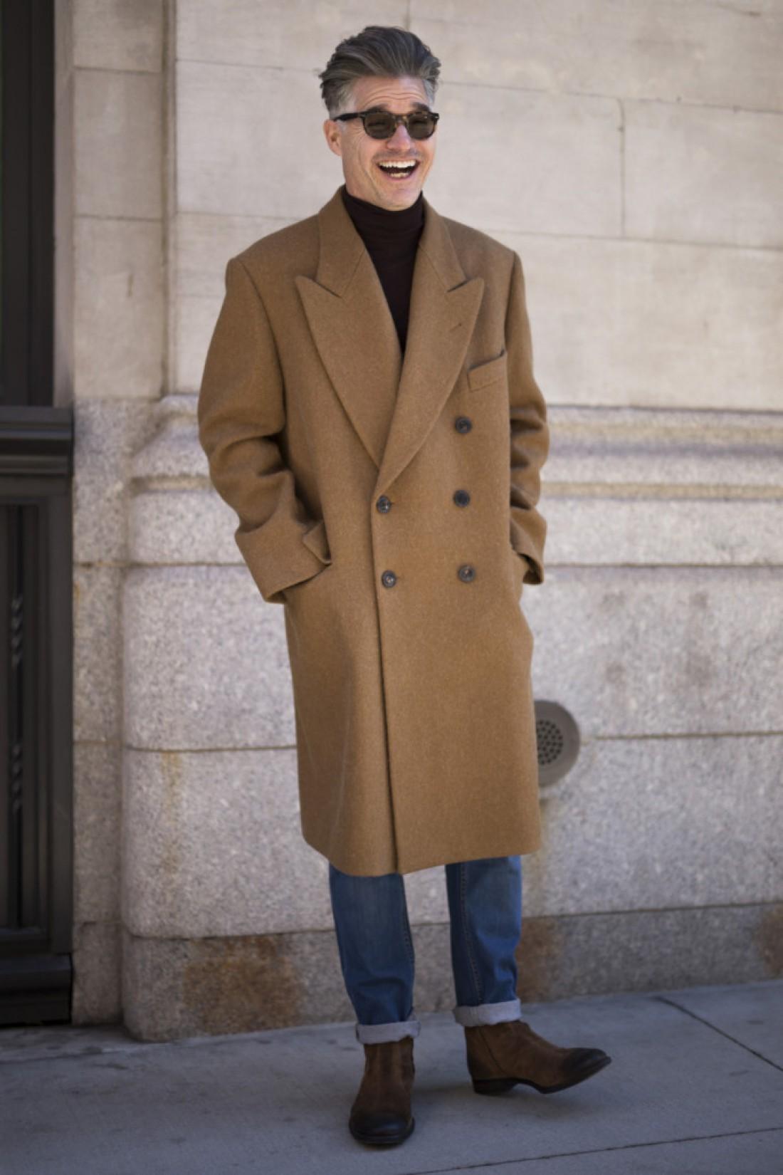 В стильном пальто чувствуешь себя увереннее и красивее