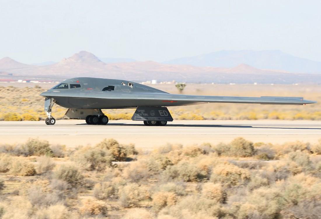 Edwards Air Force Base. Место, где ставят рекорды скорости