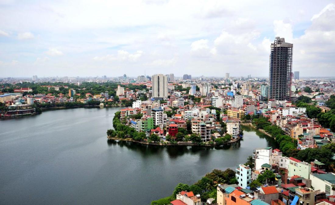 Ханой. Столица Вьетнама, главный политический, образовательный и культурный центр страны