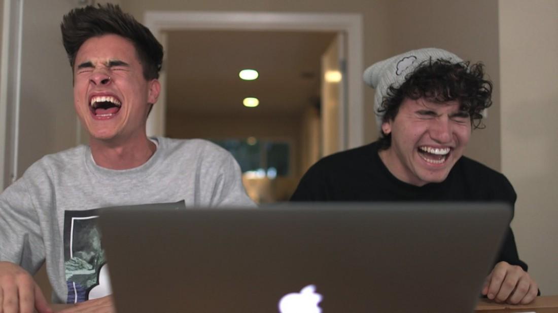 Как поднять настроение — смотри на YouTube веселые ролики