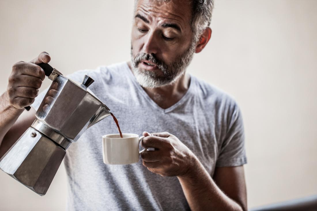 Кофе способен подлатать печень, пораженную циррозом