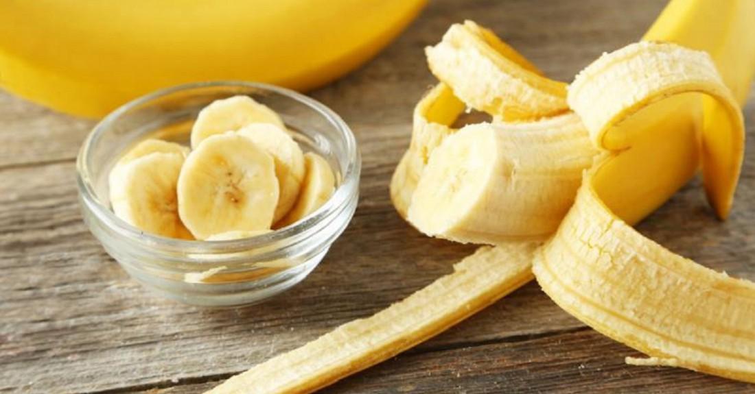 Бананы — лекарство от боли в мышцах после жесткой тренировки