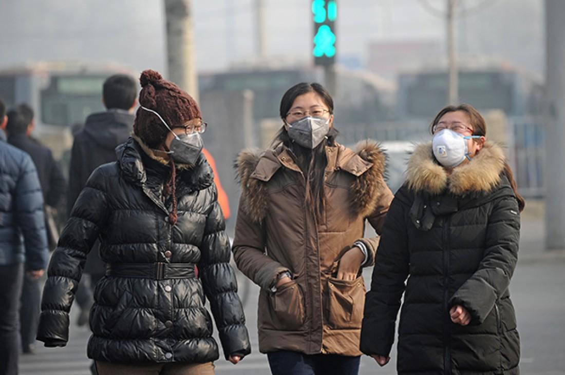 Ученые выяснили причину вечного смога над Пекином