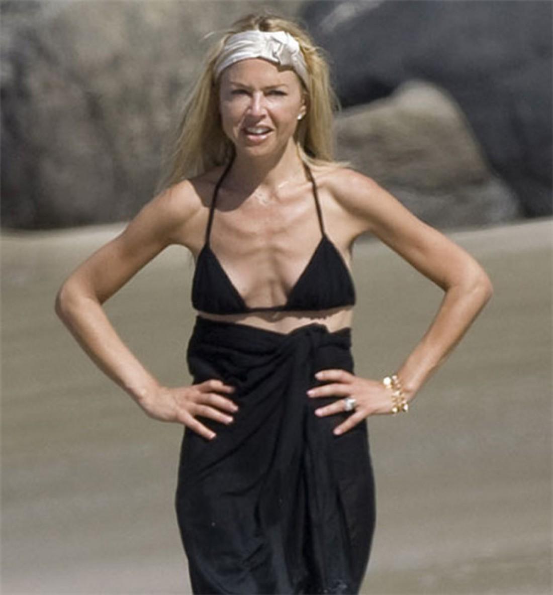 45-летняя Рэйчел Зоуи. О, ужас