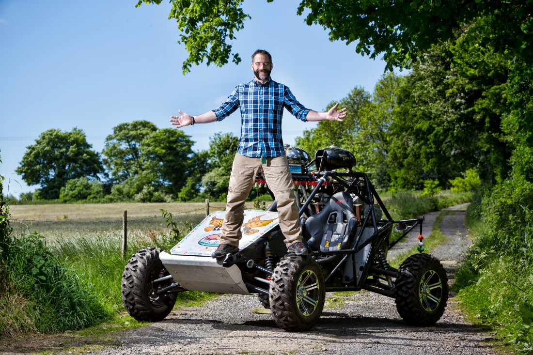 «Страсть к моторам» Джимми де Вилля – твоя возможность узнать больше о двигателях внутреннего сгорания