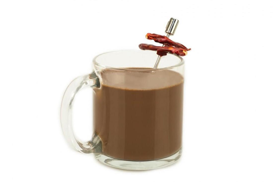 Какао со специями. Такого ты еще не пробовал