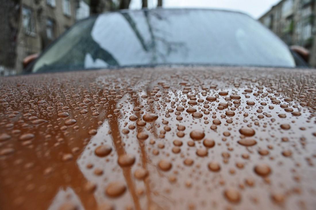 Восковое покрытие сохранит жизнь покрытию кузова на твоем авто