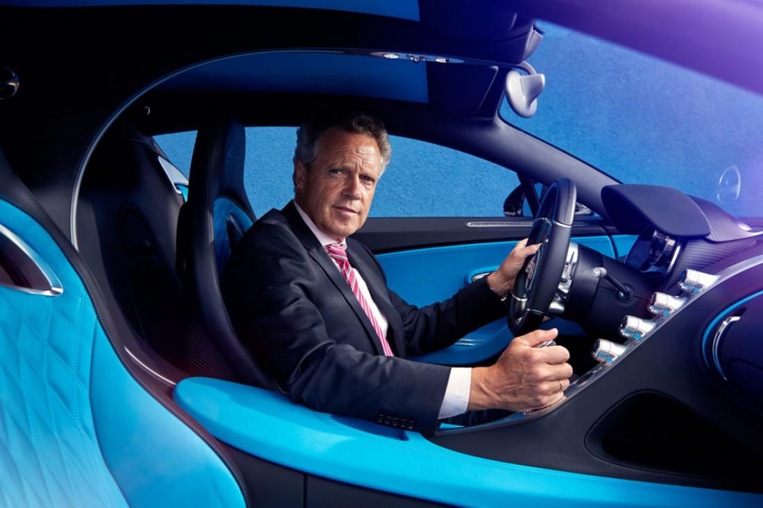 Вольфганг Дурхаймер, президент Bugatti