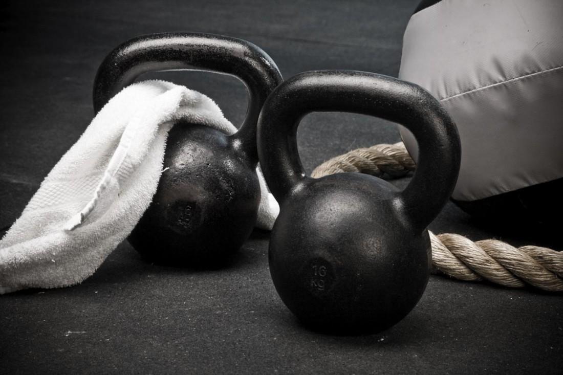 Гиря считается одним из древнейших отягощений для силовой тренировки