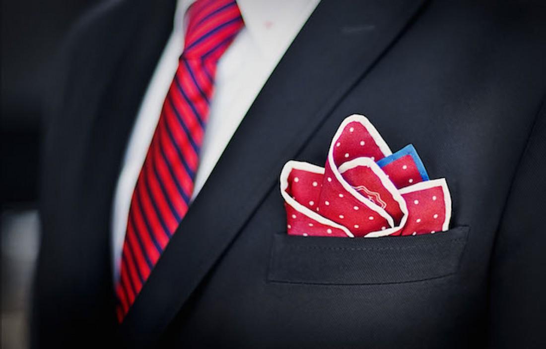 Купи нагрудный платок в комплекте с бабочкой — будешь