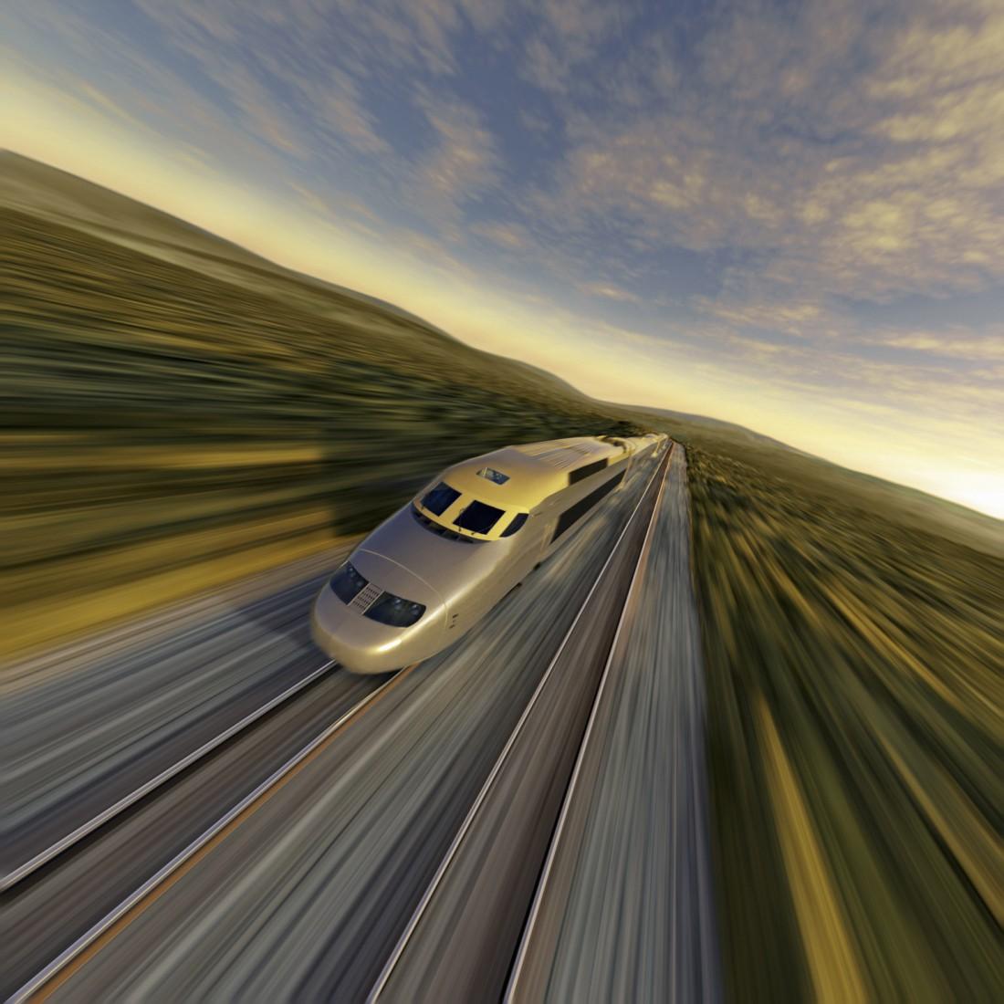 Держись подальше от поездов, быстро мчащихся тебе навстречу