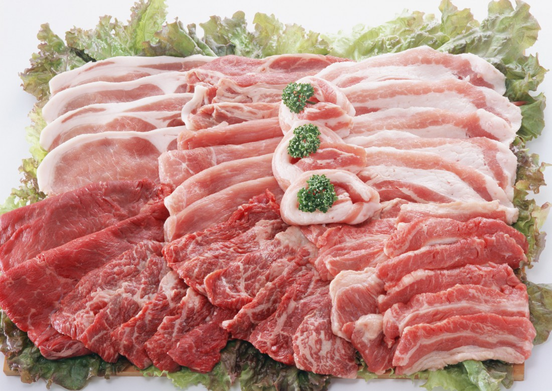 Свинина — один из самых жирных видов мяса в мире