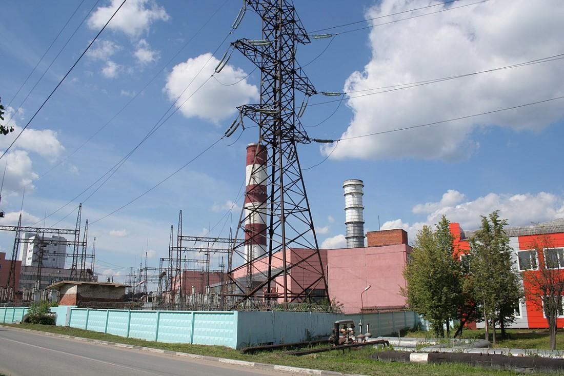 Электрогорская ГРЭС. Бывшая первая в мире тепловая станция
