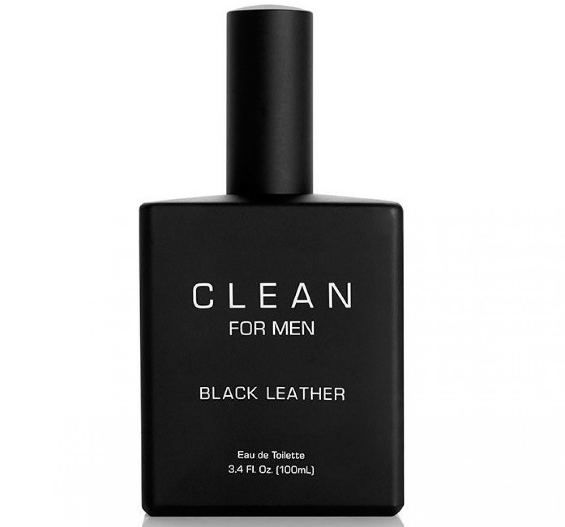 Black Leather, CLEAN — $84