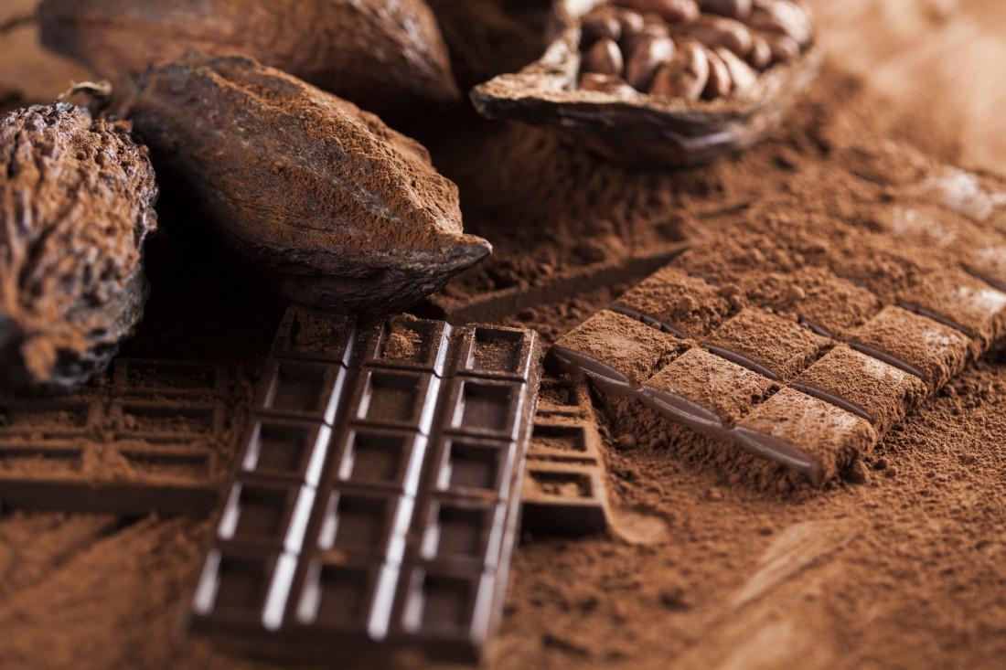 Ешь шоколад, в котором не менее 30% какао