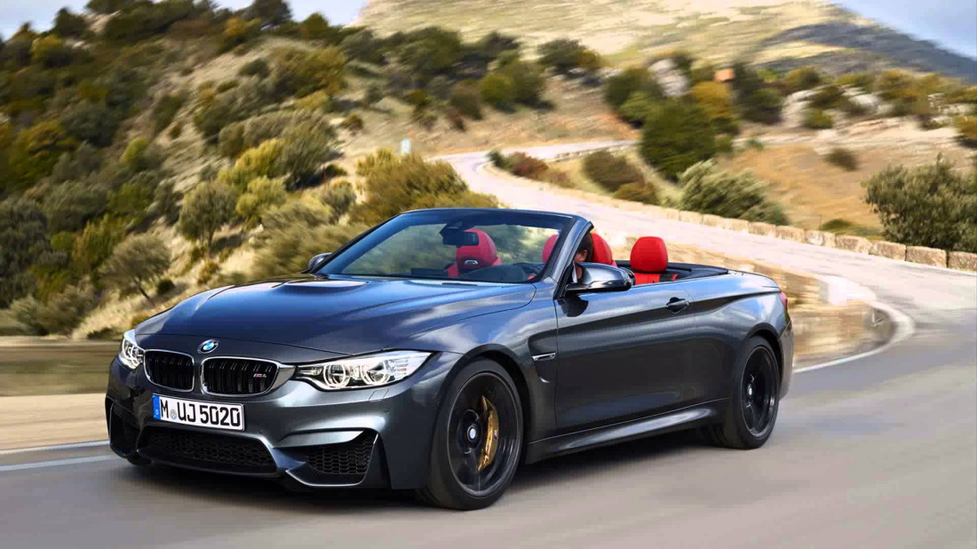 BMW M6 Cabrio. Немецкий автомобиль для мужчин с хорошим вкусом и статусом