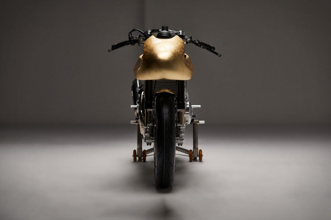 Корма Aellambler Ducati Scrambler