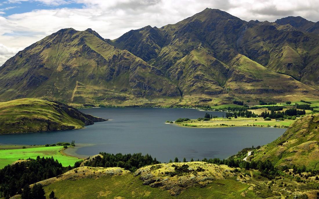 Вдохновляющие пейзажи, ледники, тропические леса, горы — визитка Новой Зеландии