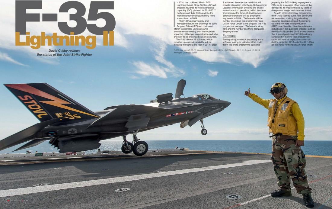 Истребитель-бомбардировщик F-35B BF-01