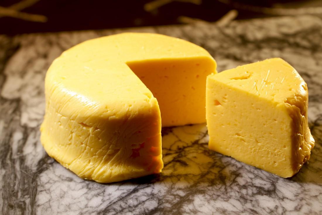Если палить, то только твердыми и тяжелыми сортами сыра
