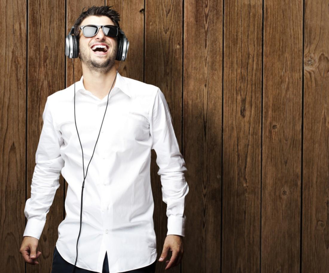 MP3 неплохо звучит только обычных наушниках