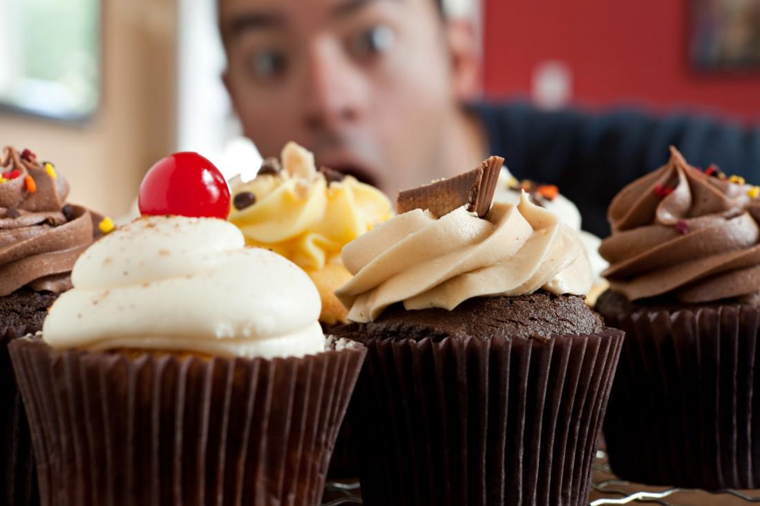 Помни: сладкое — пустые калории